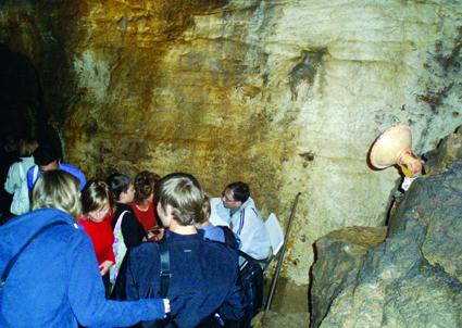 Living Library at Koneprusy Caves